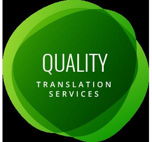 Quality Translation Services